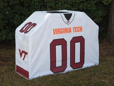 Virginia Tech Uniform Grill Cover