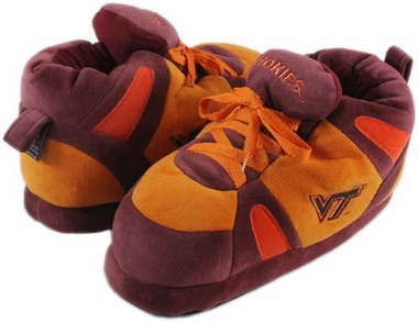 Virginia Tech UNISEX High-Top Slippers