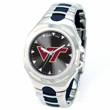 Virginia Tech Victory Mens Watch