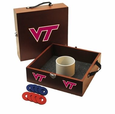 Virginia Tech Washer Toss Game