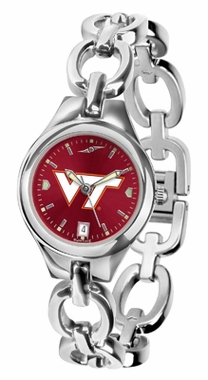 Virginia Tech Women's Eclipse Anonized Watch