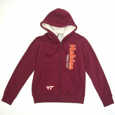 Virginia Tech Women's Vault Full Zip Sweatshirt