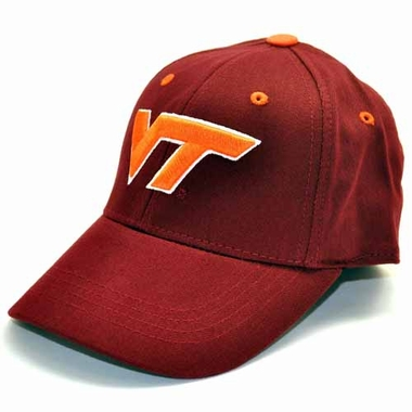 Virginia Tech Youth FlexFit Hat