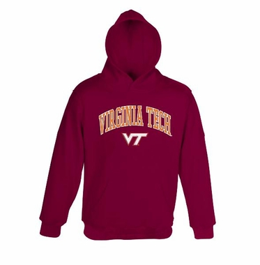 Virginia Tech YOUTH Hooded Sweatshirt