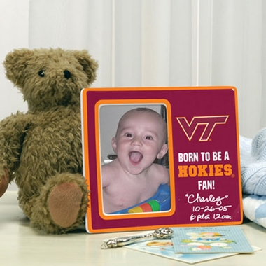 Virginia Tech Youth Picture Frame