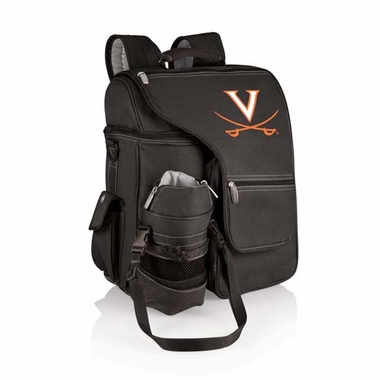 Virginia Turismo Backpack (Black)