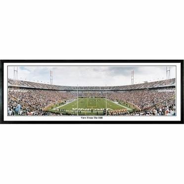 Virginia View From the Hill Framed Panoramic Print