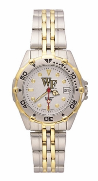 Wake Forest All Star Womens (Steel Band) Watch