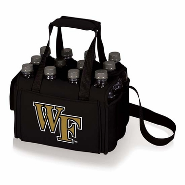 Wake Forest Beverage Buddy (12pk) (Black)