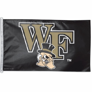 Wake Forest Big 3x5 Flag