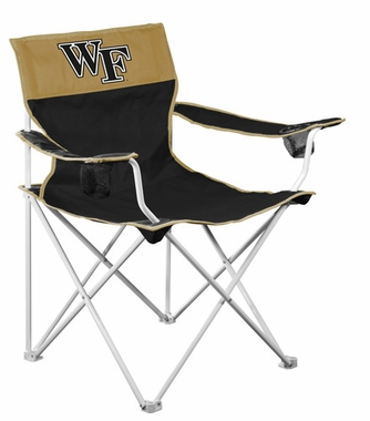 Wake Forest Big Boy Adult Folding Logo Chair