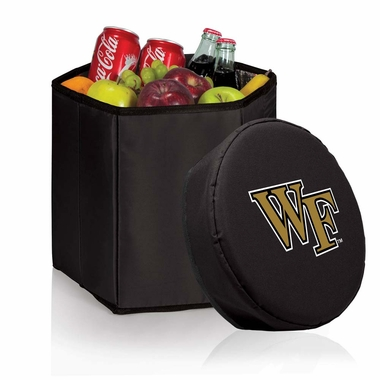 Wake Forest Bongo Cooler / Seat (Black)