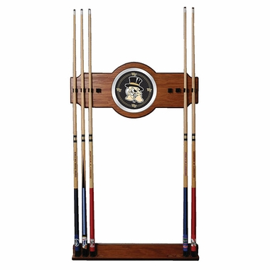 Wake Forest Cue Rack