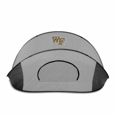 Wake Forest Manta Sun Shelter (Grey/Black)