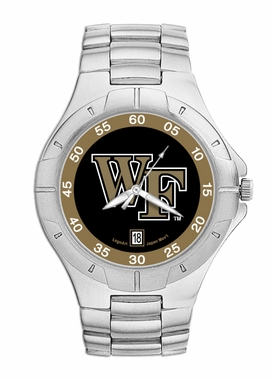 Wake Forest Pro II Men's Stainless Steel Watch