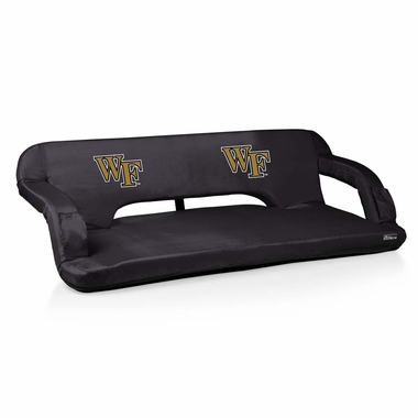 Wake Forest Reflex Travel Couch (Black)