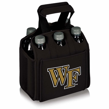 Wake Forest Six Pack (Black)