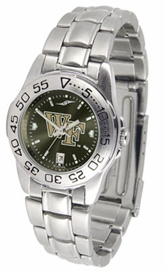 Wake Forest Sport Anonized Women's Steel Band Watch