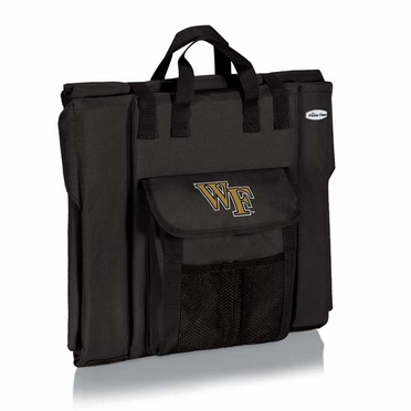 Wake Forest Stadium Seat (Black)