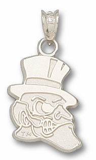 Wake Forest Sterling Silver Pendant