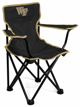 Wake Forest Toddler Folding Logo Chair