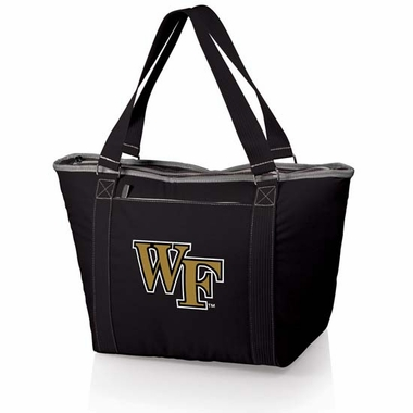 Wake Forest Topanga Embroidered Cooler Bag (Black)