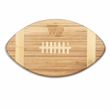 Wake Forest Touchdown Cutting Board