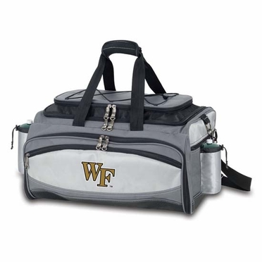 Wake Forest Vulcan Embroidered Tailgate Cooler (Black)