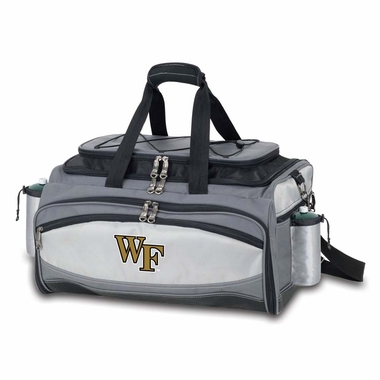 Wake Forest Vulcan Tailgate Cooler (Black)