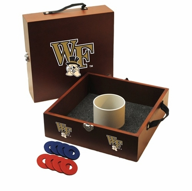 Wake Forest Washer Toss Game