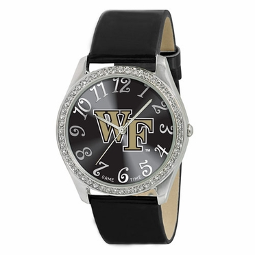 Wake Forest Women's Glitz Watch
