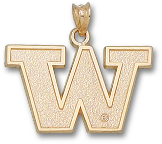Washington 10K Gold Pendant