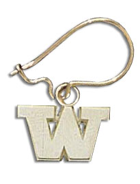 Washington 10K Gold Post or Dangle Earrings