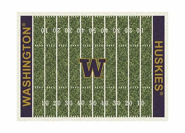 "Washington 3'10"" x 5'4"" Premium Field Rug"