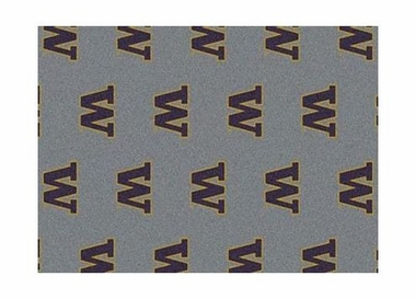"Washington 3'10"" x 5'4"" Premium Pattern Rug"