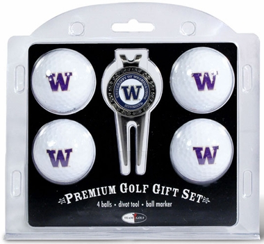 Washington 4 Ball and Tool Gift Set