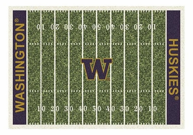 "Washington 5'4"" x 7'8"" Premium Field Rug"