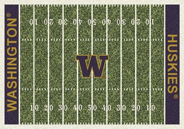 "Washington 7'8"" x 10'9"" Premium Field Rug"