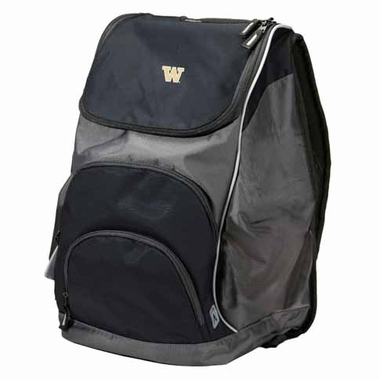 Washington Action Backpack (Color: Black)