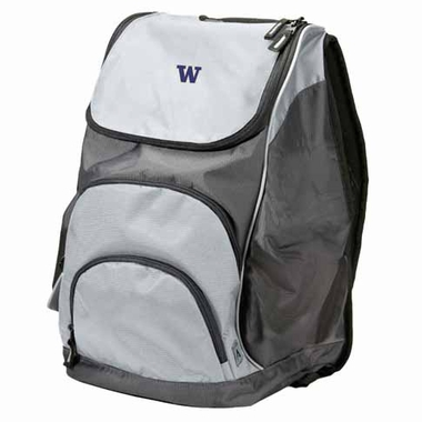 Washington Action Backpack (Color: Grey)
