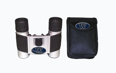 Washington Binoculars and Case