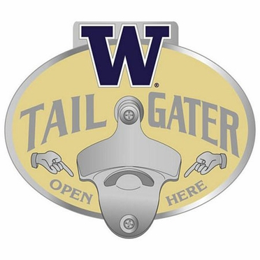 Washington Bottle Opener Hitch Cover