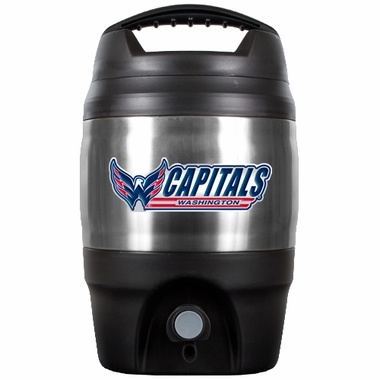 Washington Capitals 1 Gallon Tailgate Jug