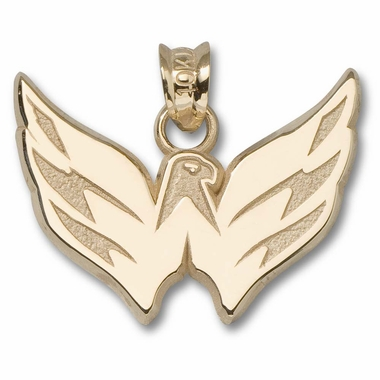 Washington Capitals 10K Gold Pendant