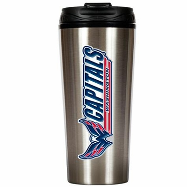 Washington Capitals 16 oz. Thermo Travel Tumbler
