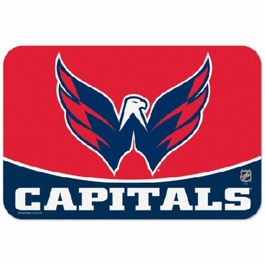 Washington Capitals 20 x 30 Mat