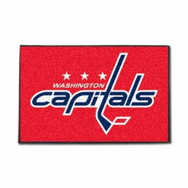 Washington Capitals 20 x 30 Rug