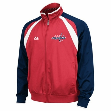 Washington Capitals 2011 Therma Base Track Jacket