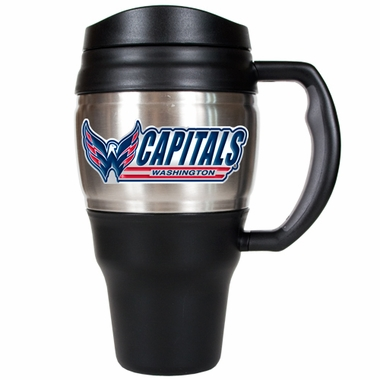 Washington Capitals 20oz Oversized Travel Mug
