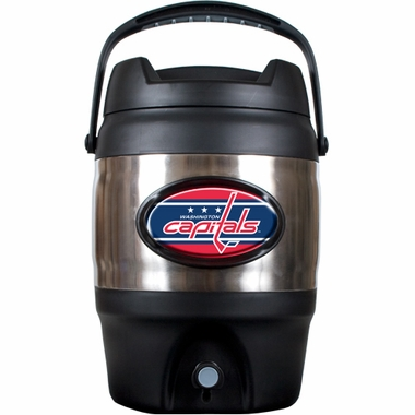 Washington Capitals 3 Gallon Stainless Steel Jug